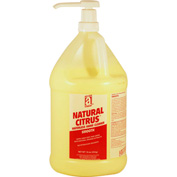 NATURAL CITRUS™ Smooth, Gallon Pump Bottle 4/Case - 49030 - Pkg Qty 4