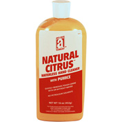 NATURAL CITRUS™ w/Pumice, 16oz. Squeeze Bottle 12/Case - 49216 - Pkg Qty 12