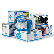 "Garbage Bags - X-Strong - 30""Wx38""H - 26 Gallon Capacity, Case Of 125"