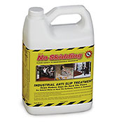 No Skidding Industrial Anti-Slip Floor Treatment - 1-Gallon Jug