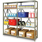 Metalware Posts For Premium Boltless Shelving - 76""