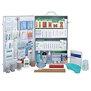 First Aid Kit - Ontario Workplace Deluxe - Metal Cabinet