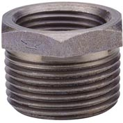 Anvil 6 In. X 2 In. Black Malleable Iron Hex Bushing