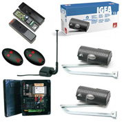 BFT® R93522900004 Igea BT Kit Dual Gate with FL130B Photocells