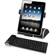 iPad Speaker Dock and Bluetooth Keyboard Accessory Kit