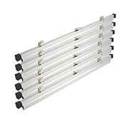 """24"""" Hanging Clamps For Blueprint Storage Rack - Set of 6"""