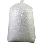 Loose Fill Packing Peanuts, 20 Cubic Feet, White