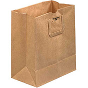 "Flat Handle Grocery Bags 12"" x 7"" x 14"" Flat Handle 300 Pack"
