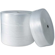 "Air Bubble Rolls 12"" x 750' x 3/16"", Perforated, Clear, 4/PACK"