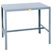 Little Giant®  Steel Top Machine Table, 18 x 24 x 18