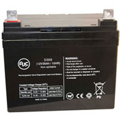 AJC® Ihc Cub Garden 1650 12V 35Ah Lawn and Garden Battery