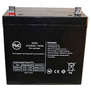 AJC® Newton XL 12V 55Ah Wheelchair Battery