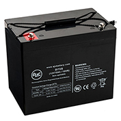 AJC® Powerware FERRUPS FC7.5KVA  12V 75Ah UPS Battery