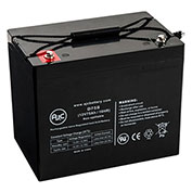 AJC® Invacare TDX-SR B 12V 75Ah Wheelchair Battery