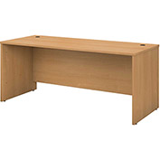 "Series C Light Oak 72"" Desk"