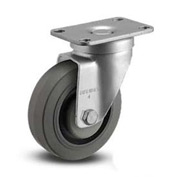 "Albion® Institutional Caster - Swivel 5"" Diameter 350 Lb. Cap. - DCXS05031-S"