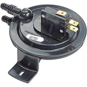 "Cleveland Controls Switch RSS-495-580 Air Pressure Sensing Field Adjustable 0.2"" to 1.0""  WC"