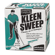 Kleen Sweep Sweeping Compound - 50-Lb. Box