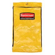 Rubbermaid® Vinyl Replacement Bag 1966719 For Rubbermaid Janitor Cart 6173