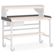 "Built-Rite Bench Apron For Mobile Workbenches - For 60X30"" Bench"