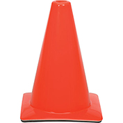 "Traffic Cone - 12""H - Without Collars"