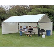 WeatherShield Portable White Canopy 18'W x 40'L