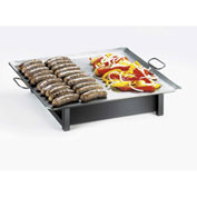 "Cal-Mil 1286-18-13 Square Action Station Frame 18""W x 18""D x 5""H Black"