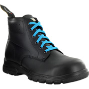 Mellow Walk 425049, Women's Maddy Lace-Up Safety Boot, Black, Size 9