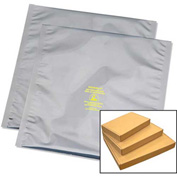 "Metal-In Bag 6"" x 10"" 100 Pack - Pkg Qty 5"