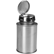 Menda 35256 Take-Along Locking Stainless Steel Liquid Dispenser Tin Can Container 4 oz