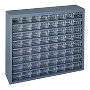 Durham Plastic Drawer Cabinet 317-95 - 64 Drawers