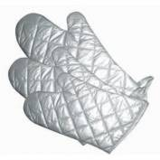 Winco OMS-15 Silicone Oven Mitts - Pkg Qty 12