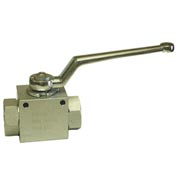 "Dynamic DE2-14-NPT, High Pressure Ball Valve 1/4"" NPT Thread 7250 PSI"