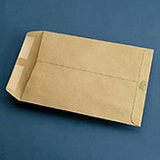 Recycled EnviroTech Natural Brown Catalog Envelopes, 60-lb., 9 x 12, 110/Box