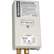 Eemax EX48 Electric Tankless Water Heater, Flo-Controlled Point Of Use - 4.8KW 240V 20A