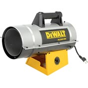 DeWALT® Portable Forced Air Propane Heater DXH40FA 40,000 BTU
