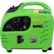 Lifan Power ESI-2500iER, 2500 Watt, Energy Storm Inverter Generator, Gasoline, Electric/Recoil Start