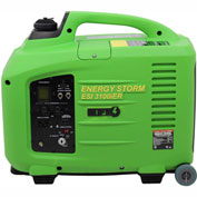 Lifan Power ESI-3100iER, 3100 Watt, Energy Storm Inverter Generator, Gasoline, Electric/Recoil Start