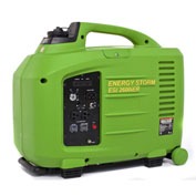 Lifan PowerESI2600iER-CA2800W ES Inverter Generator w/Recoil/Elec Start/Remote/Parallel Jack-CARB