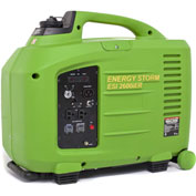 Lifan Power ESI2600iER 2800W ES Inverter Generator w/Recoil/Elec Start/Remote/Parallel Jack