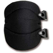 Ergodyne® ProFlex® 230 Wide Soft Cap Knee Pad, Black, One Size