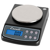 Escali L125 Maximum Precision Digital Lab Scale, 125g x 0.01g, Stainless Steel Removable Top