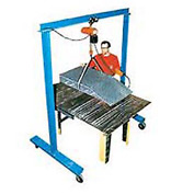 Vestil Work Area Portable Gantry Crane FPG-6