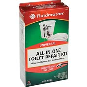 Fluidmaster 400AK Complete Toilet Tank Repair Kit For 1.6 GPF