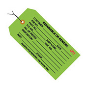 "#5 Wired Repairable/Rework 4-3/4"" x 2-3/8"" - 1000 Pack"