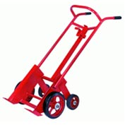 Hamilton® Pallet-Loading Barrel Mover HM59-R with Mold-on Rubber Wheels