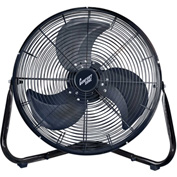 Comfort Zone® CZHV18B High Velocity Cradle Fan 18""