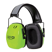 Howard Leight by Honeywell 1013941; Leightning Hi-Visibility Earmuffs