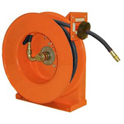 "Hubbell GHE5050-L Low Pressure Hose Reel for Air / Water - 1/2""x 50' 300 PSI"