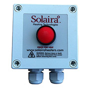 Solaira SMRTTIM40 Smart Water Proof Timer Control Up To 4.0KW 16.6A